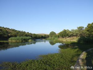 Augeikas-Dam