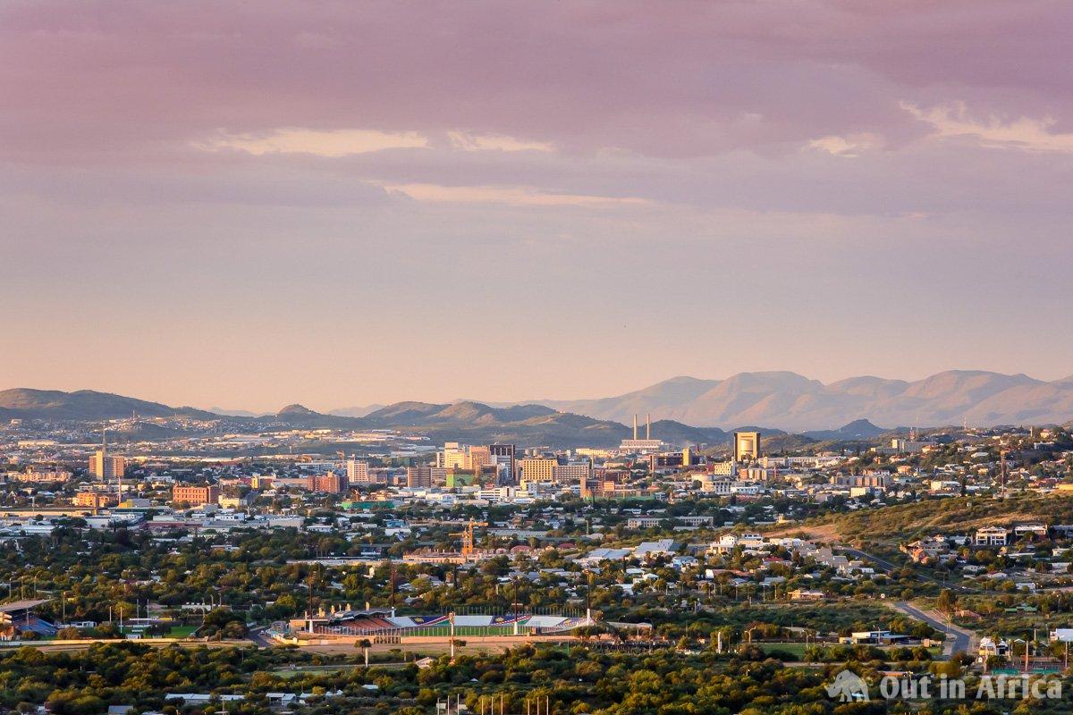 City Center Windhoek