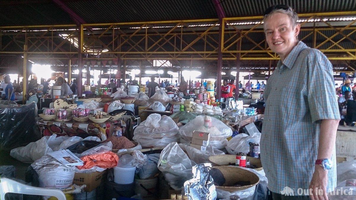 Oshetu Community Market