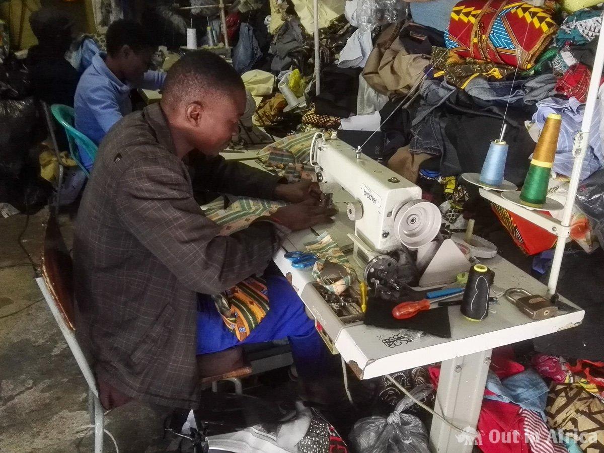 Dressmaking workshop Oshetu Community Market