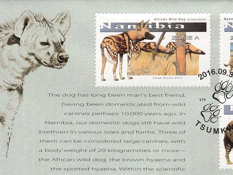Canines Stamps