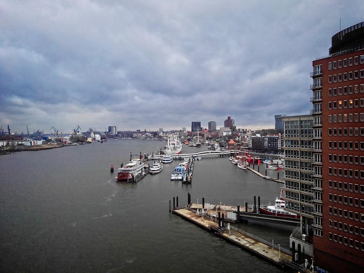 Docks in Hamburg