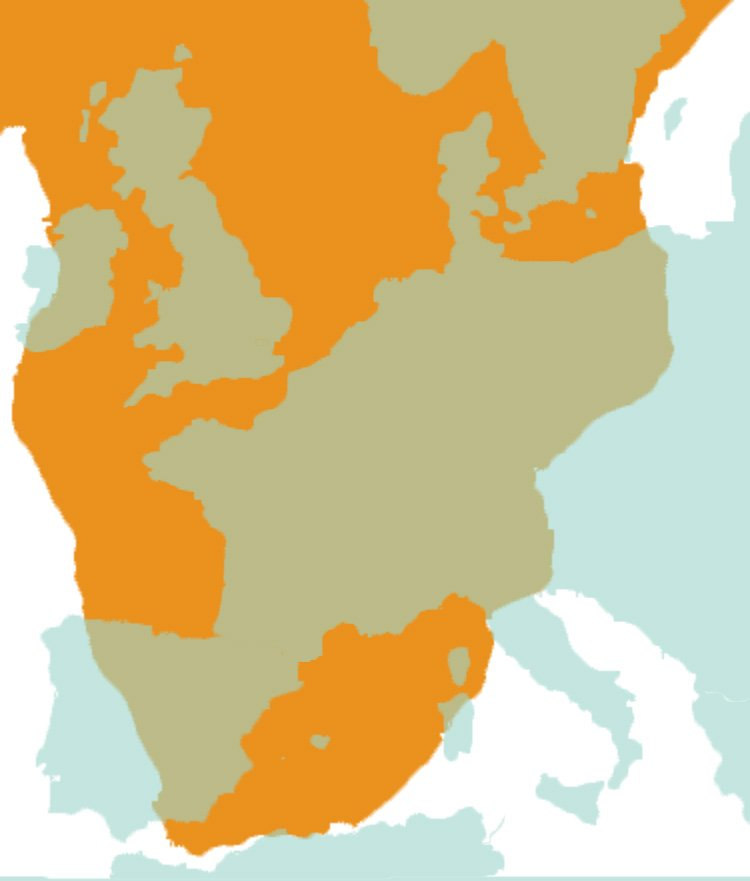 Europe on Africa