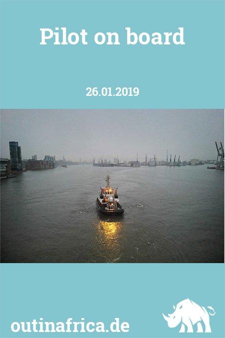 26.01.2019 - Lotse an Bord