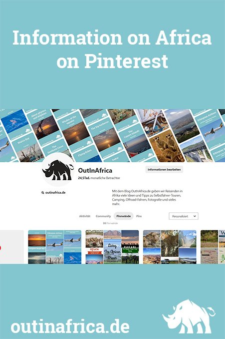 Information on Africa on Pinterest