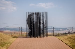 Sculpture Nelson Mandela Capture Site