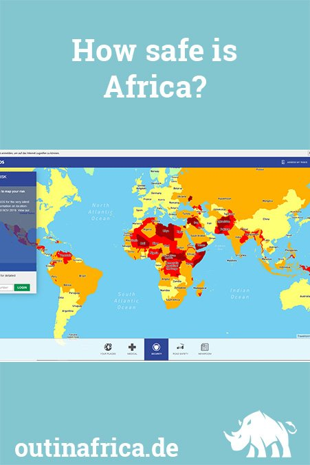How safe is it in Africa?