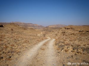 Tweespoor-Track on the Klipspringer 4x4 Trail